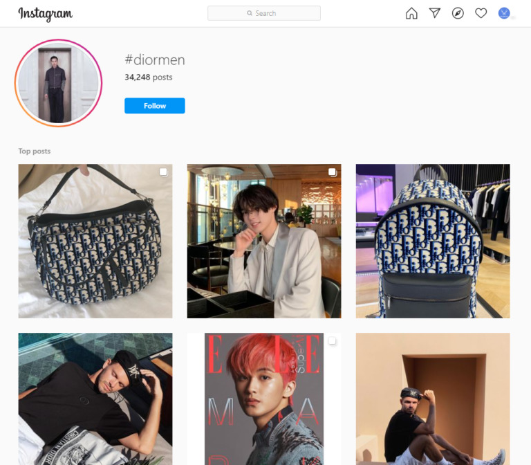 Customers interact with brands by their own content, which helps you sell more on Instagram.