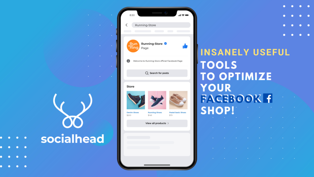 Insanely Useful Free Tools to Optimize Your Facebook Shop