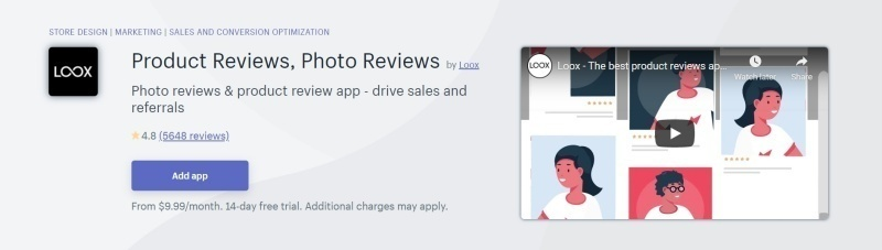 Product Review, Photo Review