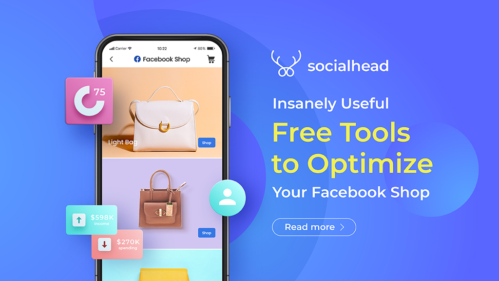 Free Tools to Optimize Facebook Shop For Shopify Store