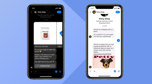 Top 5 Messenger Marketing Apps that will boost your sales crazily in 2021 Most are FREE