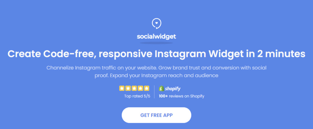 How to make Instagram shoppable with 'Socialwidget'