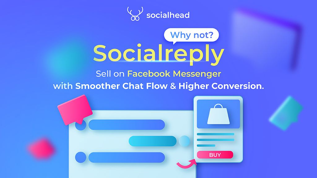 Get higher conversion with Socialreply