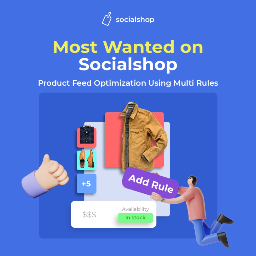 Most wanted features in Socialshop Version 2.2