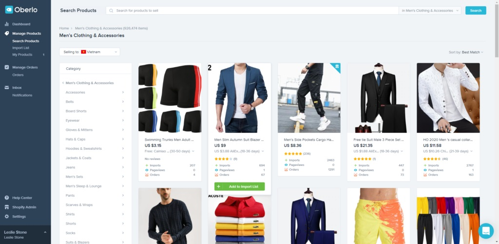 Update your products' prices automatically with Oberlo