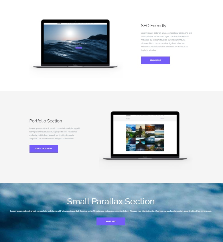 A great multi-purpose WordPress theme for your blogs and websites