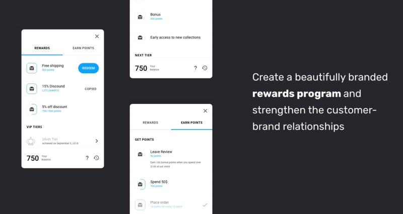 Create rewards programs and encourage UGC growth with Growave - Reviews, Loyalty ++