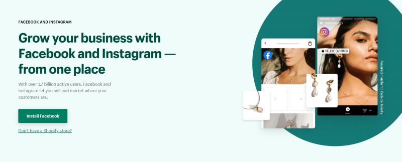 The much-hyped Facebook and Instagram integration with Shopify will greatly increase visibility