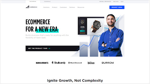 Scale up your business more with BigCommerce