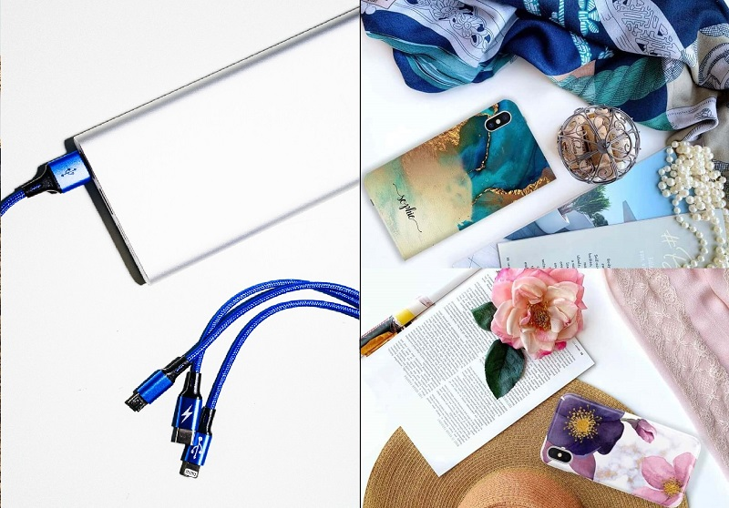 Phone accessories such as power banks, cases... are unquestionable Shopify best selling products