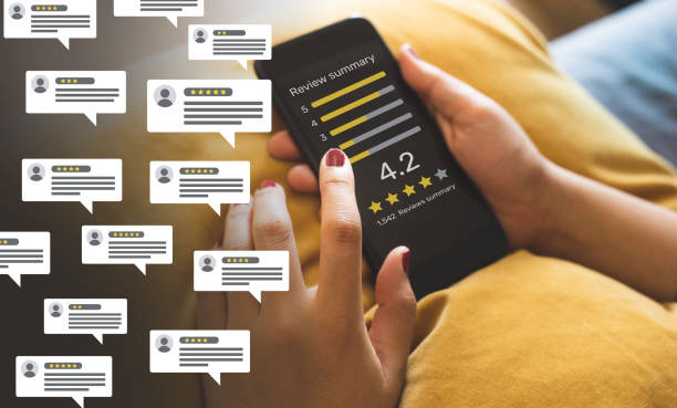 Showcase your best customer service by responding to customers review no matter if they're good or bad
