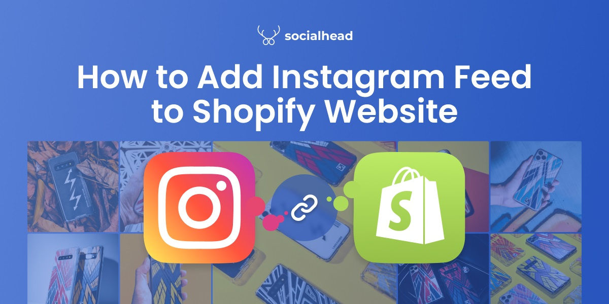 How to Add Instagram Feed to Shopify Website for More Sales!