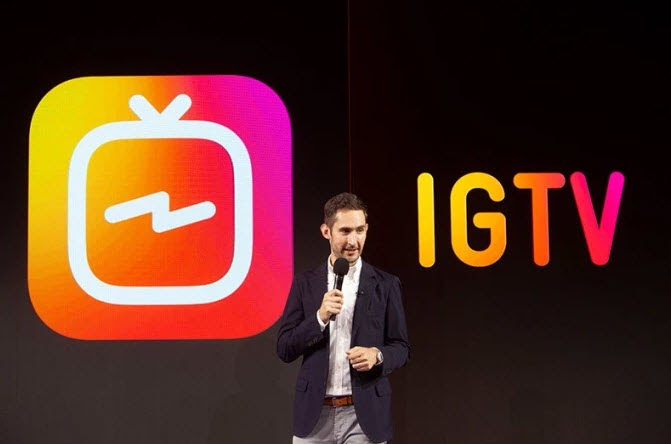 IGTV was first introduced in June 2018
