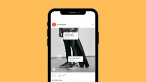 It's time to tag products to your Instagram posts