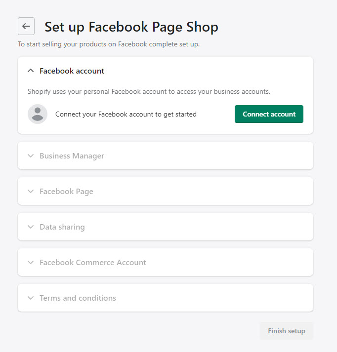 Log in to your Facebook account to continue