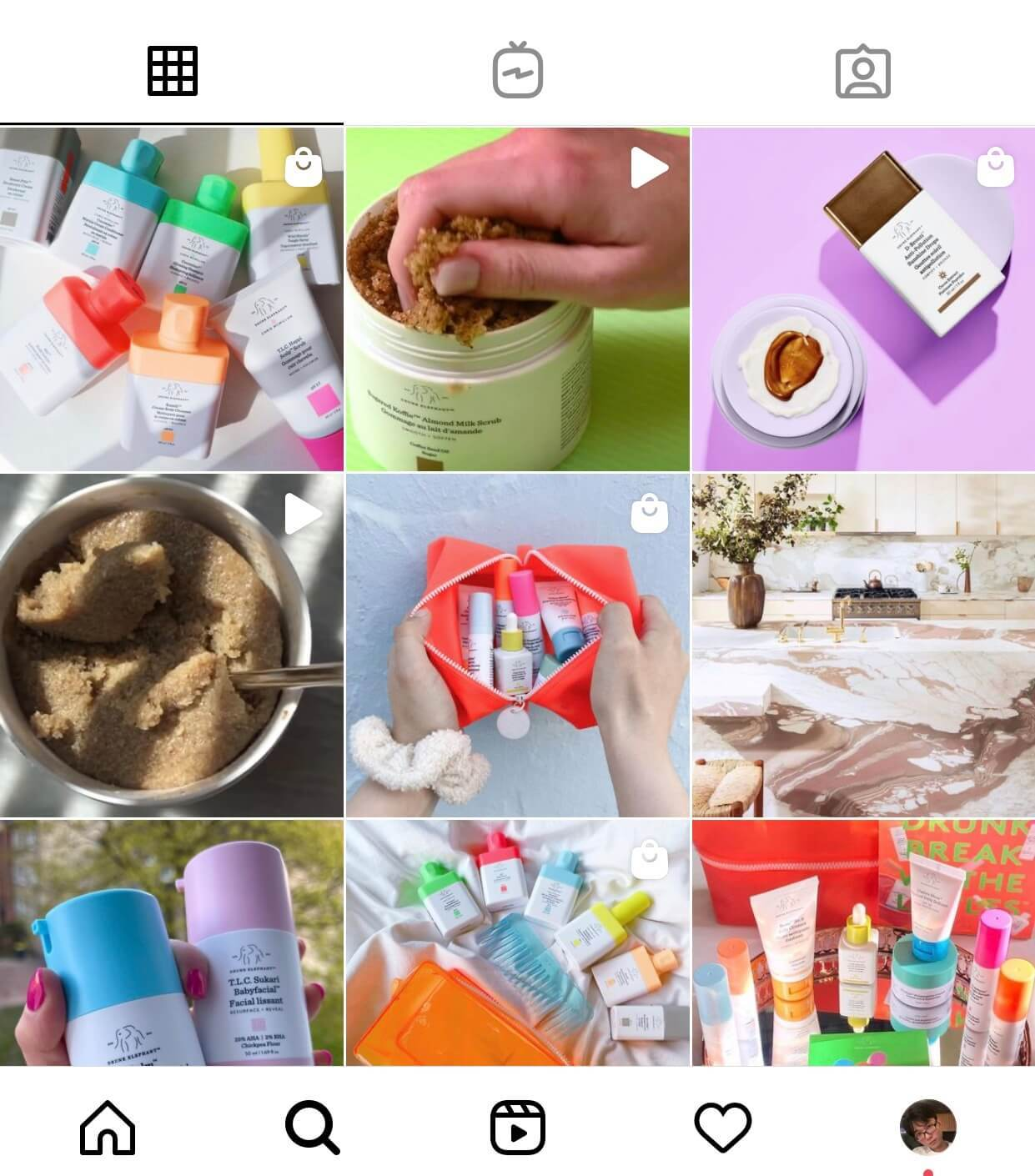 Ensure your Instagram feed is unique and outstanding