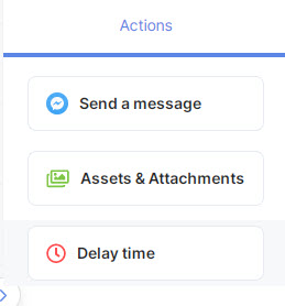 3 actions you can add to your chat flows