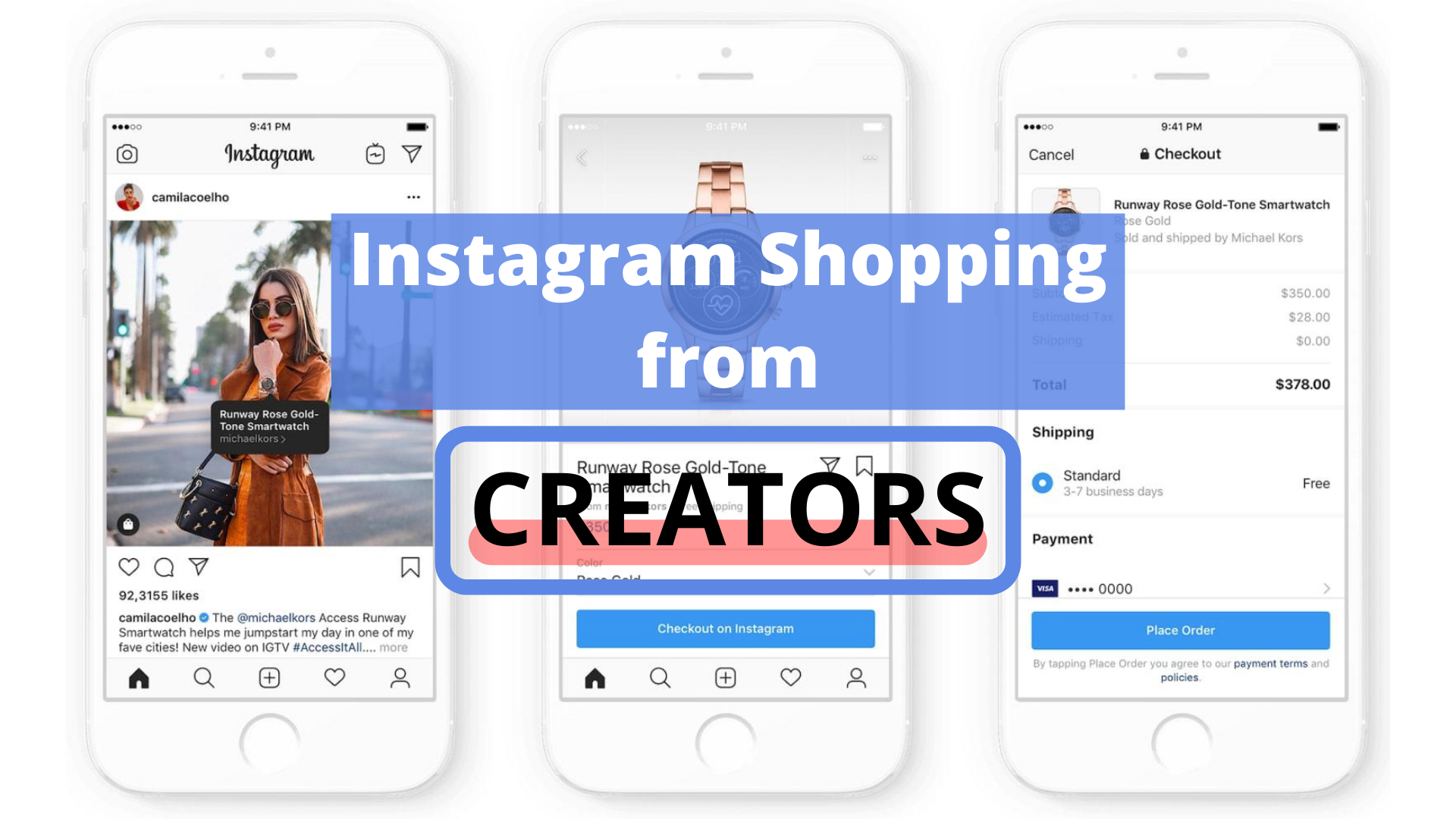 Instagram Shopping from Creators: How to set up for more Sales!