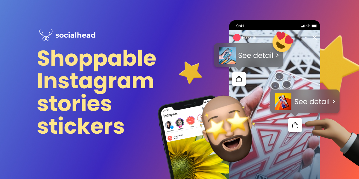 How To Use Shoppable Instagram Stories Stickers To Generate Sales