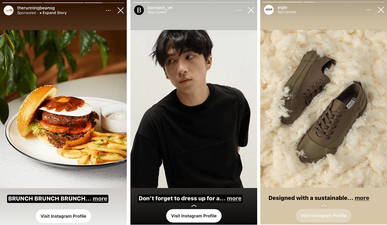 Instagram Stories ads could be incredibly helpful in boosting engagement or converting more sales