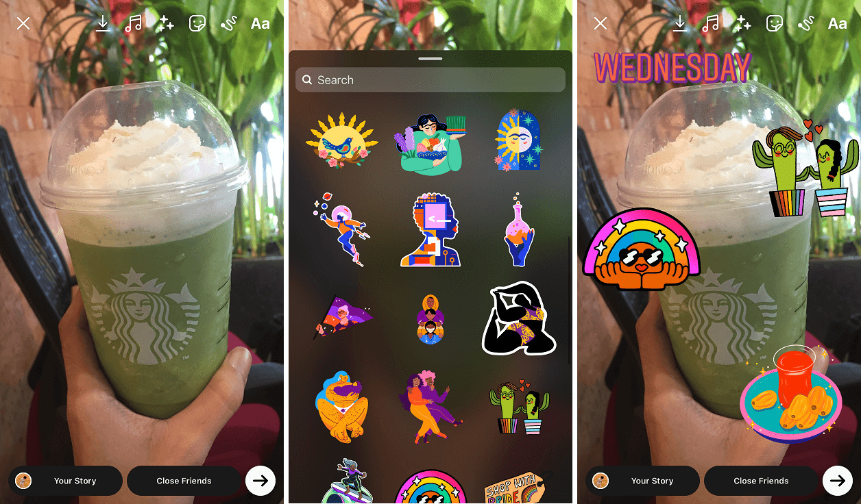 Instagram Stories stickers can breathe more souls into your pictures and videos if you use them in a proper way