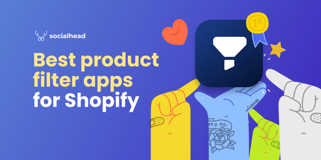 7 Best Product Filter Apps for Shopify