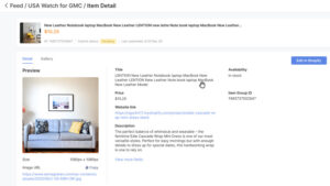 There, you can check out the product detail easily right in your feed - Socialshop V3.1