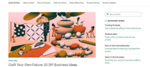 You can access a large number of useful blogs from Shopify for free