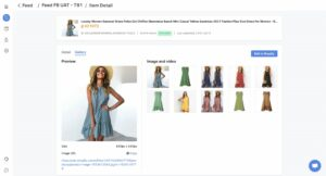 You can also go through the gallery of your product - Socialshop V3.1
