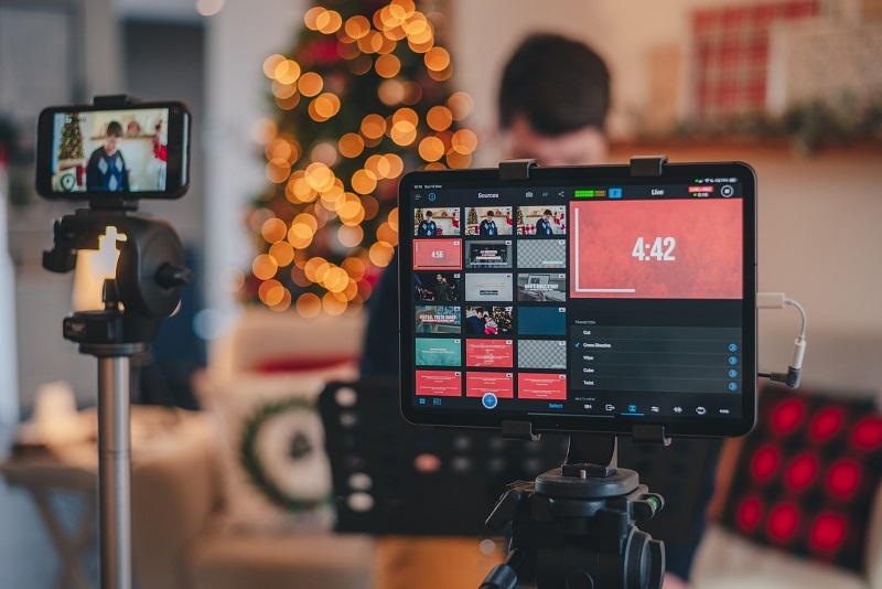 Live streaming helps engage your audience better